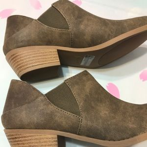 *JUST ADDED* Taupe Bootie